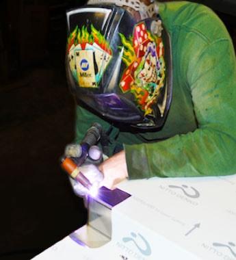 welding corner